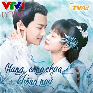 Phim Nàng công chúa không ngủ lên sóng VTV1 từ hôm nay