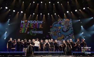 Năm 2019: Monsoon Music Festival sẽ thổi lại tại Hoàng thành