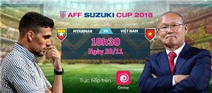 """BLV Quang Tùng và Quang Huy: """"70- 80%, Việt Nam có điểm ở trận đấu gặp  Myanmar"""""""