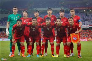 Lịch thi đấu của ĐT Việt Nam tại vòng loại 2 World Cup 2022 khu vực châu Á