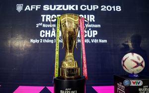 Lịch thi đấu bán kết AFF Suzuki Cup 2018
