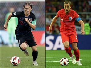 Lịch trực tiếp bán kết World Cup 2018: Anh vs Croatia vào 1h sáng ngày 12/7