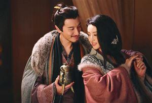 """Ngắm nhan sắc nàng """"Điêu Thuyền"""" Đổng Tuyền trong """"Tam Quốc cơ mật"""": 19h50 kênh 1"""