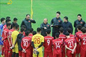 Các kênh truyền hình tiếp sóng hai trận đấu của ĐT Việt Nam tại King' Cup 2019