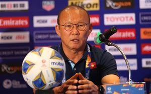 HLV Park Hang Seo đặt mục tiêu đưa U23 Việt Nam vượt qua vòng bảng VCK U23 châu Á 2020