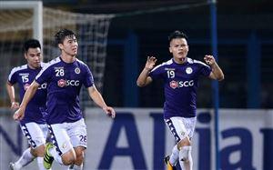 Bầu chọn Pha sút phạt đẹp nhất của AFC: Quang Hải dẫn đầu với tỷ lệ khó tin!