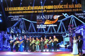 Liên hoan phim quốc tế Hà Nội lần thứ 6 (HANIFF) hoãn tới 2022