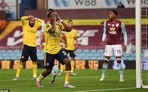Aston Villa 1-0 Arsenal: Thất bại bất ngờ! (Vòng 37 Ngoại hạng Anh)