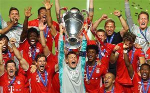 Bayern Munich đi vào lịch sử Champions League