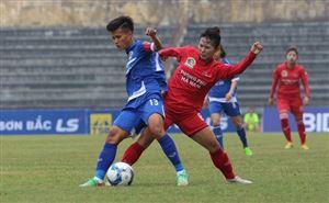 Trước vòng 7 giải Bóng đá Nữ VĐQG 2020: Phong Phú Hà Nam vượt sóng lớn