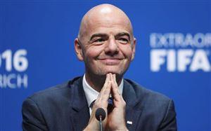 Chủ tịch FIFA chúc mừng CLB Viettel đăng quang ngôi vô địch LS V.League 1-2020