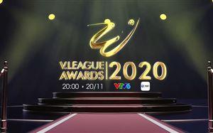 V.League Awards 2020: Hội tụ và tỏa sáng các danh hiệu (20h00 ngày 20/11 trên VTV6 & App VTV Sports)