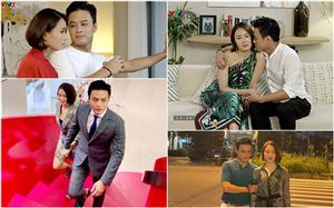 Hé lộ loạt hình ảnh lụi tim của Hồng Đăng - Hồng Diễm trong phim mới