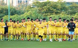Công bố giá và địa điểm bán vé trận giao hữu ĐTQG gặp U22 Việt Nam