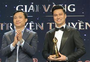 Diễn viên Việt Anh cùng Sinh tử giành giải Vàng tại LHTHTQ lần thứ 40