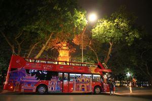 Vũ khúc ánh sáng - Countdown 2021: Gặp gỡ những vị khách đặc biệt trên chuyến bus 2 tầng