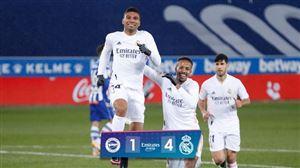 Vòng 20 La Liga: Hazard và Benzema lập công, Real thắng đậm Alaves