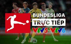 Lịch thi đấu và trực tiếp Bundesliga vòng 19: Tâm điểm Dortmund - FC Augsburg, RB Leipzig – Leverkusen