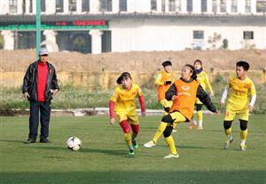 ĐT nữ Việt Nam kết thúc tập huấn đầu tiên của năm 2021