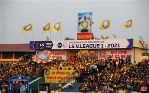 Miễn phí vào sân trận Đông Á Thanh Hóa - SHB Đà Nẵng ở vòng 6 V.League