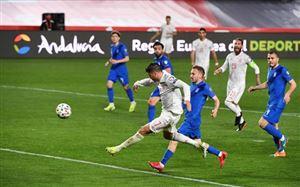 Kết quả vòng loại World Cup 2022 khu vực châu Âu, ngày 26/3: Tây Ban Nha chia điểm với Hy Lạp, Anh, Đức thắng nhàn
