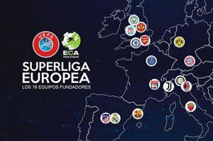Super League ảnh hưởng thế nào đến những Premier League, La Liga, Serie A…