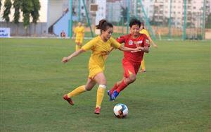 Tạm hoãn trận chung kết và tranh hạng ba của giải bóng đá nữ VĐQG 2021