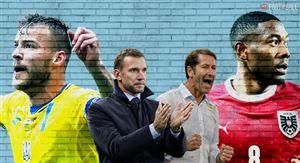 Cục diện bảng C EURO 2020: Hấp dẫn cuộc cạnh tranh nhì bảng giữa Ukraine - Áo