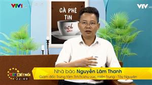 Cà phê tám: Điểm hẹn hấp dẫn trên VTV8