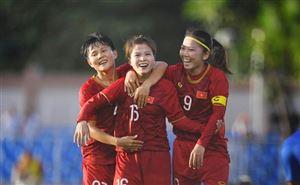 ĐT nữ Việt Nam tập trung chuẩn bị cho Vòng loại nữ Asian Cup 2022