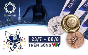 Đài Truyền hình Việt Nam đạt thoả thuận bản quyền phát sóng Thế vận hội Olympic Tokyo 2020