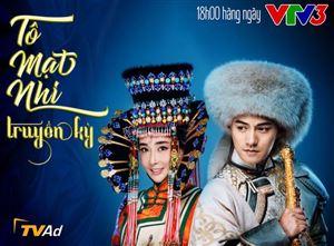 Phim mới Tô Mạt Nhi truyền kỳ lên sóng VTV3