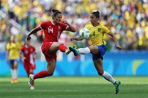 Lịch thi đấu tứ kết bóng đá nữ Olympic Tokyo 2020: Nữ Brazil vs Canada, Nhật Bản vs Thuỵ Điển