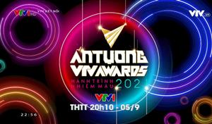 VTV Awards chính thức công bố top 5 và bước vào vòng bình chọn từ ngày 14/8