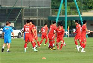 ĐT Việt Nam công bố danh sách chuẩn bị cho trận gặp ĐT Trung Quốc và Oman | Vòng loại thứ 3 World Cup 2022