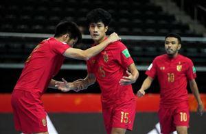 Lịch thi đấu và trực tiếp FIFA Futsal World Cup Lithuania 2021™ ngày 23/9: Liệu có bất ngờ từ ĐT Thái Lan?