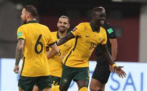 Kết quả vòng loại thứ 3 World Cup 2022 - khu vực châu Á: ĐT Saudi Arabia và ĐT Australia tiếp tục giành chiến thắng