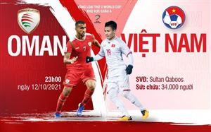 Lịch thi đấu và trực tiếp Vòng loại thứ 3 World Cup 2022 châu Á hôm nay: Tâm điểm ĐT Oman - ĐT Việt Nam