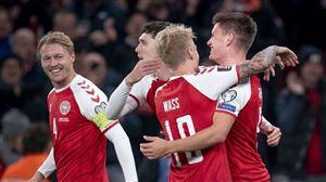 Kết quả vòng loại World Cup 2022 châu Âu: ĐT Đan Mạch sớm giành vé dự VCK World Cup 2022