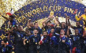 Bốc thăm vòng loại World Cup 2022 khu vực châu Âu: ĐT Pháp dễ thở, ĐT Anh gặp khó