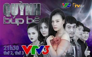 Phim 18+ Quỳnh búp bê sắp trở lại phát sóng trên VTV3