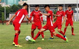 U19 Việt Nam lùi ngày chốt danh sách tham dự VCK U19 châu Á 2018