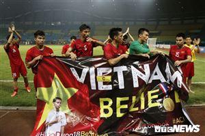 Lịch thi đấu tứ kết bóng đá nam ASIAD 2018: Việt Nam gặp Syria vào 27/8