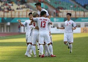 BLV Vũ Quang Huy bình luận các trận đấu của Olympic Việt Nam