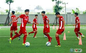 Thay đổi lịch thi đấu của ĐT Olympic Việt Nam tại ASIAD 18
