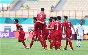 Xem trực tiếp bóng đá ASIAD 2018 trên mạng: Việt Nam vs Nepal hôm nay