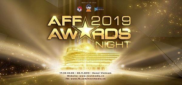 AFF AWARDS NIGHT 2019: Vinh danh 18 cá nhân, tổ chức đóng góp cho bóng đá ASEAN