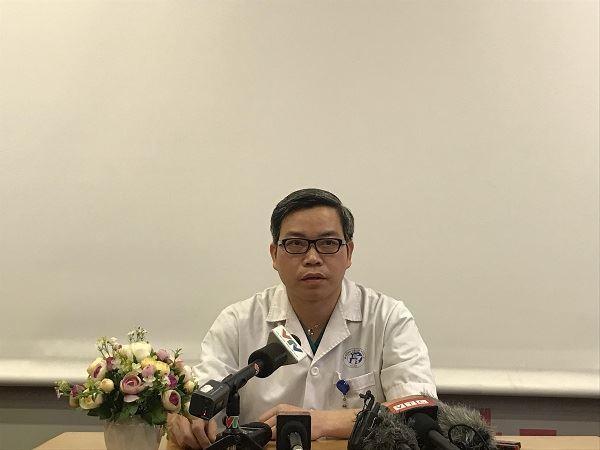 Bệnh viện Xanh Pôn họp báo về vụ bác sĩ bị người nhà bệnh nhân hành hung
