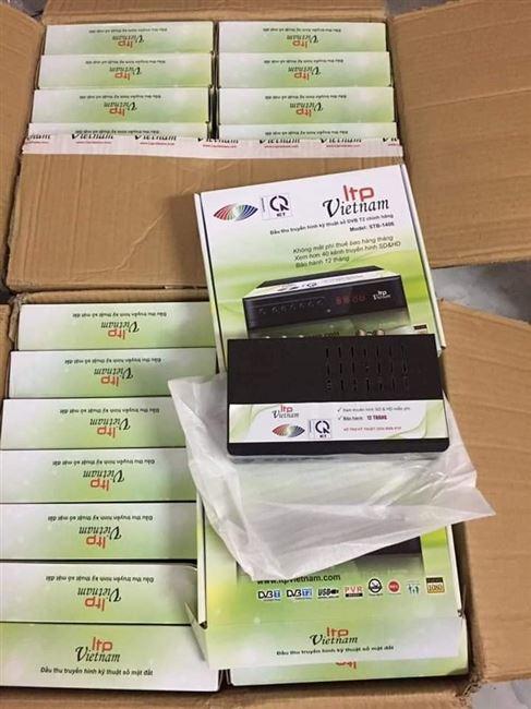 Đầu thu DVB-T2 cháy hàng, tivi thương hiệu Việt, giá rẻ bán chạy nhờ tắt sóng truyền hình analog tại 12 tỉnh miền Trung