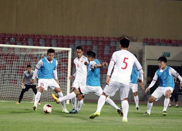 22h hôm nay: VTV6 phát sóng trực tiếp trận đấu Jordan - Việt Nam